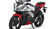2016 Yamaha R15 Supernova Red Indonesia