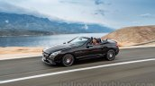 2017 Mercedes SLC43 AMG at 2016 Geneva Motor Show front right three quarter