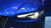 Alfa Romeo Giulia headlamp at the 2016 Geneva Motor Show Live