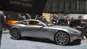 Aston Martin DB11 side at the 2016 Geneva Motor Show Live