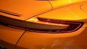 Aston Martin DB11 taillamp at the 2016 Geneva Motor Show Live