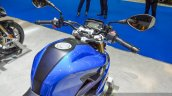 BMW G310R fuel tank at 2016 BIMS