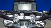 BMW G310R instrument console at 2016 BIMS