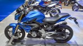 BMW G310R left side at 2016 BIMS
