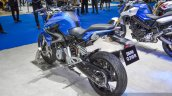 BMW G310R rear quarter at 2016 BIMS