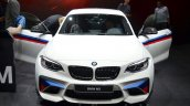 BMW M2 with M Performance Parts at 2016 Geneva Motor Show
