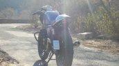 Bajaj Pulsar P200GT rear cowl cafe racer