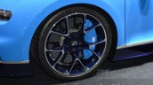 Bugatti Chiron wheel at the 2016 Geneva Motor Show