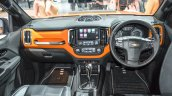 Chevrolet Colorado Xtreme dashboard at 2016 BIMS