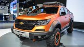 Chevrolet Colorado Xtreme front quarter at 2016 BIMS