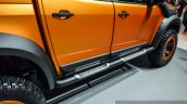 Chevrolet Colorado Xtreme side step at 2016 BIMS