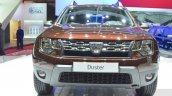 Dacia Duster Essential front at the 2016 Geneva Motor Show