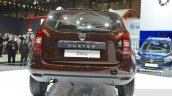 Dacia Duster Essential rear at the 2016 Geneva Motor Show