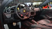 Ferrari California T with Handling Speciale package dashboard at 2016 Geneva Motor Show