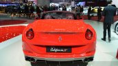Ferrari California T with Handling Speciale package rear at 2016 Geneva Motor Show