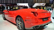 Ferrari California T with Handling Speciale package rear three quarter at 2016 Geneva Motor Show