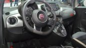 Fiat 500S dashboard at the 2016 Geneva Motor Show