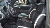 Fiat 500S interior at the 2016 Geneva Motor Show
