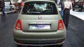 Fiat 500S rear at the 2016 Geneva Motor Show