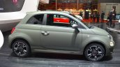 Fiat 500S side at the 2016 Geneva Motor Show