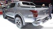 Fiat Fullback rear quarter at 2016 Geneva Motor Show