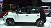 Fiat Kung-Fu Panda side at the 2016 Geneva Motor Show