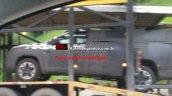Fiat Toro 2.4 Flex side spied in Brazil