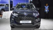 Ford EcoSport Black Edition front profile at 2016 BIMS