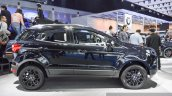 Ford EcoSport Black Edition side at 2016 BIMS
