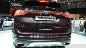 Ford Edge Vignale rear at 2016 Geneva Motor Show