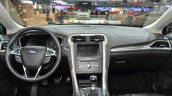 Ford Mondeo Vignale dashboard at 2016 Geneva Motor Show