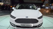 Ford Mondeo Vignale front at 2016 Geneva Motor Show