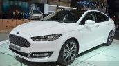 Ford Mondeo Vignale front quarter at 2016 Geneva Motor Show