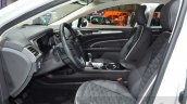 Ford Mondeo Vignale front seats at 2016 Geneva Motor Show