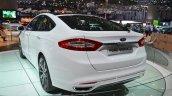 Ford Mondeo Vignale rear bumper at 2016 Geneva Motor Show
