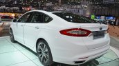Ford Mondeo Vignale rear quarter at 2016 Geneva Motor Show