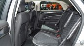 Ford Mondeo Vignale rear seats at 2016 Geneva Motor Show