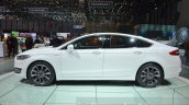Ford Mondeo Vignale side at 2016 Geneva Motor Show
