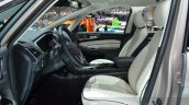 Ford S-Max Vignale front cabin at the 2016 Geneva Motor Show Live