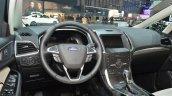 Ford S-Max Vignale interior at the 2016 Geneva Motor Show Live