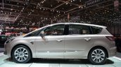 Ford S-Max Vignale side at the 2016 Geneva Motor Show Live