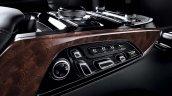 Genesis EQ900L (LWB) rear centre console