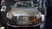 Genesis G90 front at the 2016 Geneva Motor Show