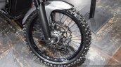 Harley Davidson 750 Stealth (Adventure Custom) Dunlop motocross tire at 2016 BIMS