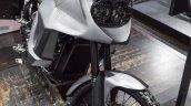 Harley Davidson 750 Stealth (Adventure Custom) Ohlins monocross fork at 2016 BIMS