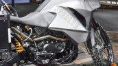 Harley Davidson 750 Stealth (Adventure Custom) engine at 2016 BIMS