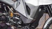 Harley Davidson 750 Stealth (Adventure Custom) fairing at 2016 BIMS