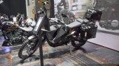 Harley Davidson 750 Stealth (Adventure Custom) front quarter at 2016 BIMS