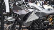 Harley Davidson 750 Stealth (Adventure Custom) full fairing at 2016 BIMS