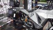 Harley Davidson 750 Stealth (Adventure Custom) grey black paint-job at 2016 BIMS